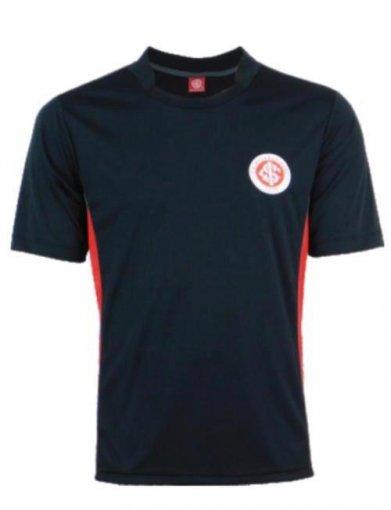 Camisa Masculina Dry Preta Internacional