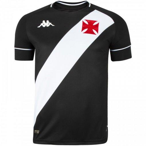 Camisa Masculina Vasco da Gama I 2020 Kappa
