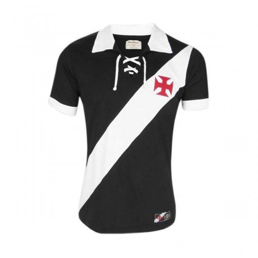 Camisa Retrô Cordinha Vasco da Gama