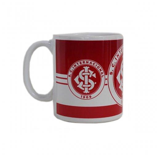Caneca Cerâmica Internacional Escudo