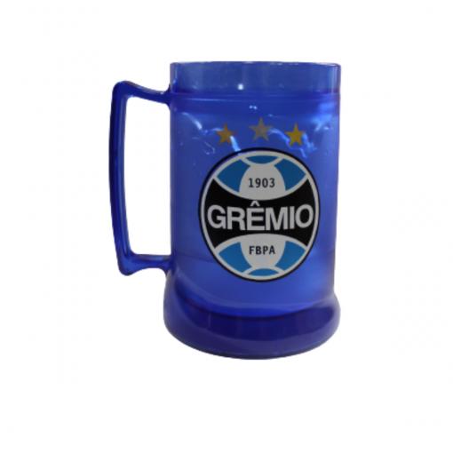 Caneca Grêmio Com Gel Congelante