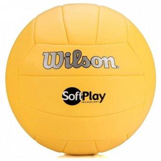 Imagem - Bola de Vôlei Wilson Soft Play cód: WTH3501XYEL