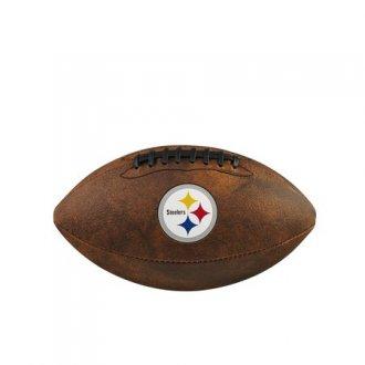 Imagem - Bola Futebol Americano NFL Jr - Pittsburgh Steelers cód: WTF1539XBPT