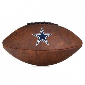 Imagem - Bola Futebol Americano NFL Jr - Jr Dallas Cowboys cód: WTF1539XBDL