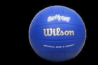 Imagem - Bola de Vôlei Wilson Soft Play cód: WTH11120XB