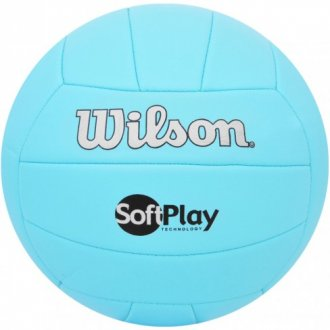 Imagem - Bola de Vôlei Wilson Soft Play cód: WTH3501XBLU