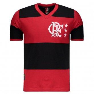 Imagem - Camisa Flamengo Retrô Libertadores cód: 100053524