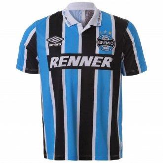 Imagem - Camisa Grêmio Bi-Libertadores 1995 Umbro Masculina cód: 1