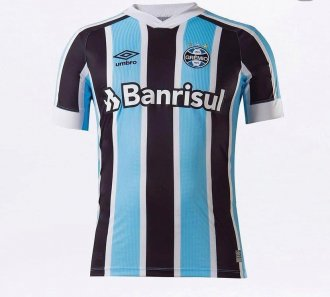 Imagem - Camisa Grêmio I Umbro 2021 Masculina cód: U31G023