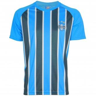 Imagem - Camisa Grêmio Juvenil Dry Tricolor cód: G607J
