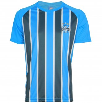Imagem - Camisa Grêmio Masculina Dry Tricolor cód: G607