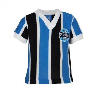 Imagem - Camisa Grêmio Retrô Bebê  cód: G536