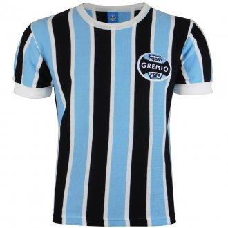 Imagem - Camisa Grêmio Retrô N° 3 Masculina - G654