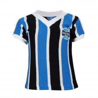 Imagem - Camisa Grêmio Retrô Juvenil cód: G536J