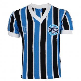 Imagem - Camisa Grêmio Retrô Libertadores 1983 Masculina - GLIB15