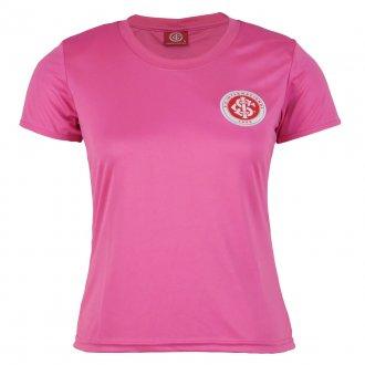 Imagem - Camisa Internacional Feminina Dry Rosa cód: INT503