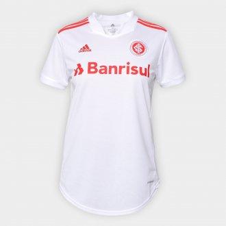 Imagem - Camisa Internacional II Adidas 2021 Feminina cód: GL0128