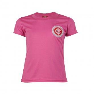 Imagem - Camisa Internacional Juvenil Dry Rosa cód: INT503J