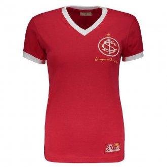 Imagem - Camisa Internacional Retrô 1975 Feminina cód: 100053518
