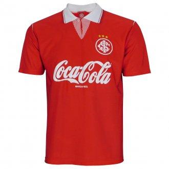 Imagem - Camisa Internacional Retrô 1992 Coca Cola Masculina - INT534