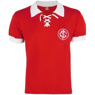 Imagem - Camisa Internacional Retrô Cordinha Masculina N°9 cód: INT453