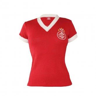 Imagem - Camisa Internacional Retrô Feminina N°5 cód: INT410
