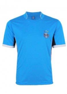 Imagem - Camisa Masculina Dry Azul Grêmio cód: G697