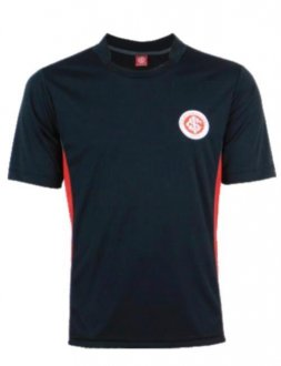 Imagem - Camisa Masculina Dry Preta Internacional cód: INT553