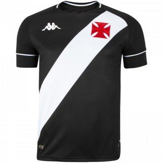 Imagem - Camisa Masculina Vasco da Gama I 2020 Kappa  cód: VAS0061
