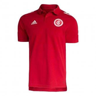 Imagem - Camisa Polo Internacional Masculina 2020 Adidas cód: 100053521