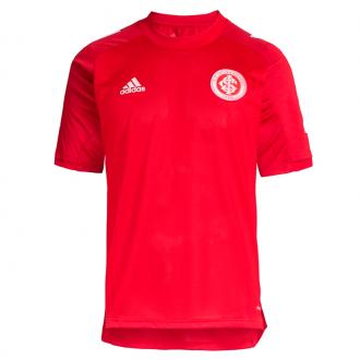 Imagem - Camisa Treino Internacional Adidas 2020 Masculina cód: EW1321