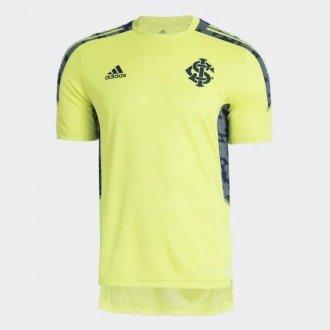 Imagem - Camisa Treino Internacional Adidas 2021 Verde cód: GL0284