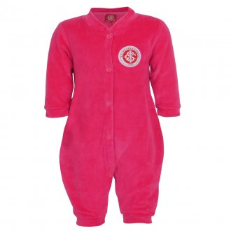 Imagem - Macacão Plush Internacional Bebê cód: INT520R