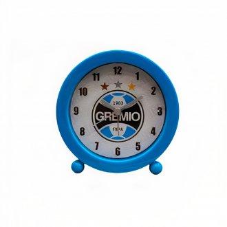 Imagem - Relógio Despertador Redondo Grêmio cód: 2144L14