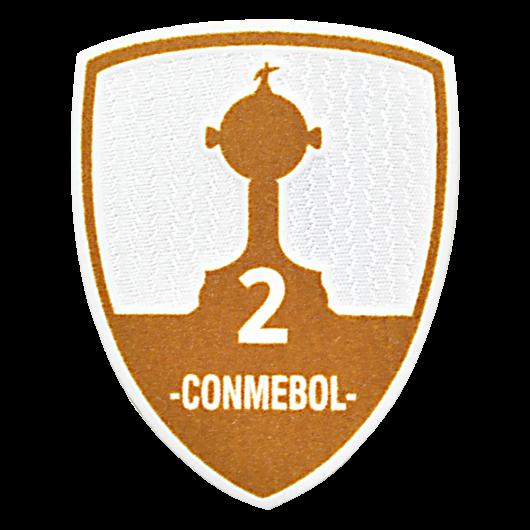 2 Taças Libertadores
