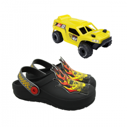 Imagem - Babuche Grendene Kids Hot Wheels - 099582