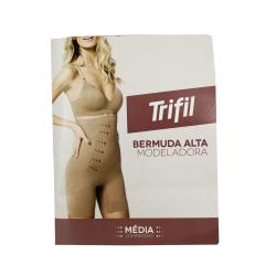Imagem - Bermuda Modeladora Alta Trifil - 079772