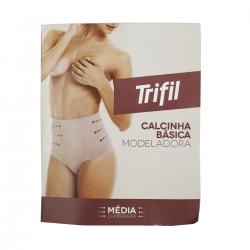 Imagem - Calcinha Basica Modelad Trifil - 079774