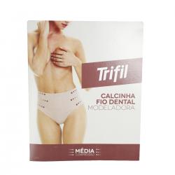 Imagem - Calcinha Fio Dental Modeladora Trifil - 079773