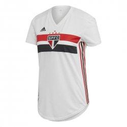 Imagem - Camisa Feminina Adidas São Paulo I  - 093460
