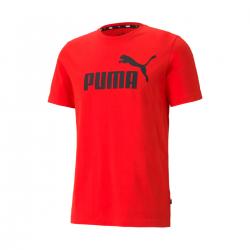 Imagem - Camisa Puma Logo Tee - 108317