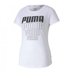 Imagem - Camiseta Feminina Puma Rebel - 102015