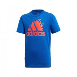 Imagem - Camiseta Infantil Adidas Jb Bos  - 104004