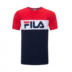Imagem - Camiseta Masculino Fila Letter  - 106591