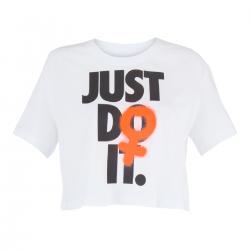 Imagem - Camiseta Nike Tee Rebel Crop 2 - 097560