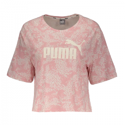 Imagem - Camiseta Puma Elevated Ess Cropped  - 093044