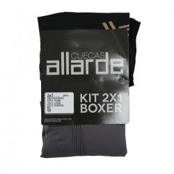 Imagem - Kit C/2 Cuecas Boxer Allarde Trifil - 097705