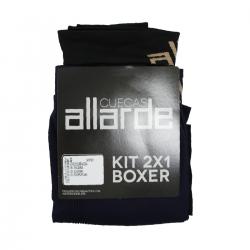 Imagem - Kit C/2 Cuecas Boxer Allarde Trifil - 097706