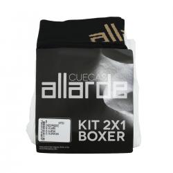Imagem - Kit C/2 Cuecas Boxer Allarde Trifil - 097704