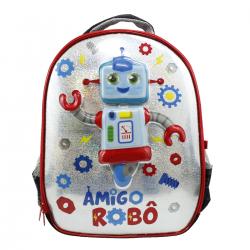 Imagem - Mochila Infantil Amigo Robô Clio  - 097918